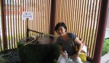 圖為2008年吉田秀雄基金會客座研究員東京reunion時的吳翠珍老師。攝影/本社社員翁秀琪