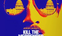 好萊塢電影《殺死信差》(Killing the Messenger)海報
