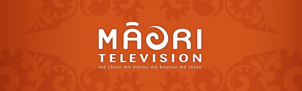 圖為毛利電視台LOGO,取自毛利電視台官方網站