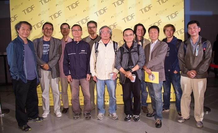 記錄台灣民主化過程的綠色小組獲得TIDF首屆傑出貢獻獎