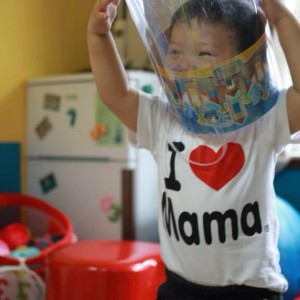 在紀念日,我們可以跟孩子分享這個日子的意義。