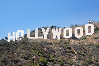 好莱坞最经典的地点意象