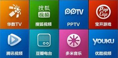 中國網路視頻服務競爭激烈