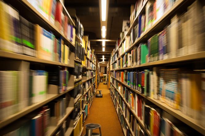 照片為Loughborough大學圖書館。