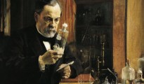 Louis Pasteur:「科學無國界,因為知識屬於全人類…(但)科學是一國最高層次的人格化展現,因為該國勢將保有最深遠的思考與知能之優先性。」