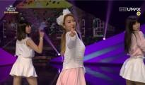 韩国女子团体4K MV现场Orange Caramel+A