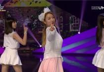 韓國女子團體4K MV現場Orange Caramel+A