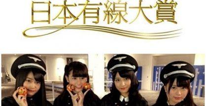 日本偶像團體櫸坂46也在今年有線點播率頒獎的盛會中做出了具爭議的扮妝