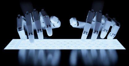 Robot-typer