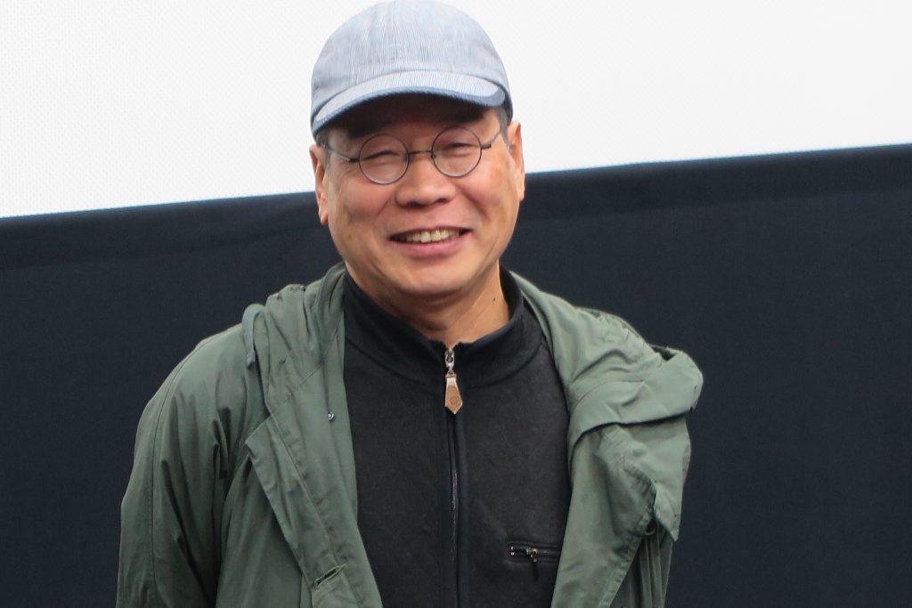 20180501_導演照_原一男Kazuo Hara