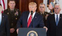 美国总统川普与新闻业的关系不睦已是众所皆知了。(图片来源:Wikipedia;Public Domain)