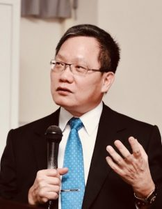 """财政部长苏建荣表示,我国因应疫情增加政府支出,但目前财政稳健,""""没有加税的需求""""。(图片作者:WenWenNui;授权条款:CC BY-SA 4.0)"""