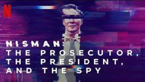 同樣遭惹物議的是《倪斯曼:檢察官、總統與間諜》(Nisman: The Prosecutor, the President and the Spy)。網飛再次演練特定的觀點,也藏匿重要的事實。(截圖自網飛宣傳片段)