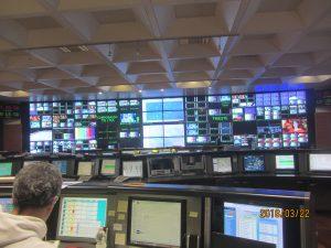 標準建置的共同傳輸平台公司擁有複合性與高效能的管理平台。圖中為義大利公共廣電傳輸公司 RAIWAY。(程宗明/提供)