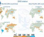 聯合國ITU組織公開文件顯然在亞洲不見台灣的獨立存在。(程宗明/提供)