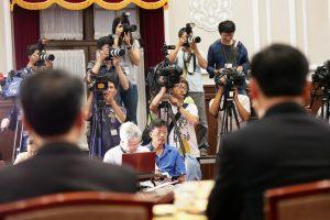 「2024傳播政策」會有哪些內涵?有沒有足夠的有心人,願意啟動這項工作?圖片來源:總統府 (CC BY 2.0)